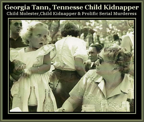 The Baby Thief: The Untold Story of Georgia Tann, the Baby ...
