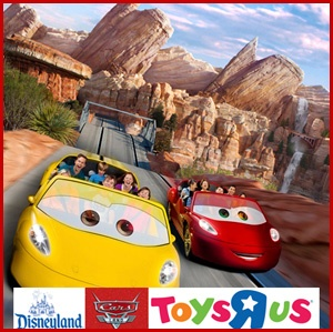 Juste 4 jours pour participer !  Gagner un voyage pour 4 personnes à Disneyland en Californie.