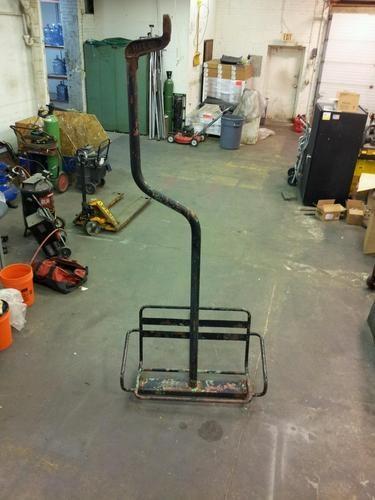 Vintage ski lift chair special sale ebay