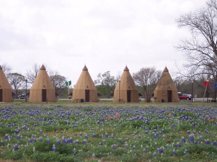Texas vacations - These 10 unusual places to stay in Texas will make your vacation one you will never forget.