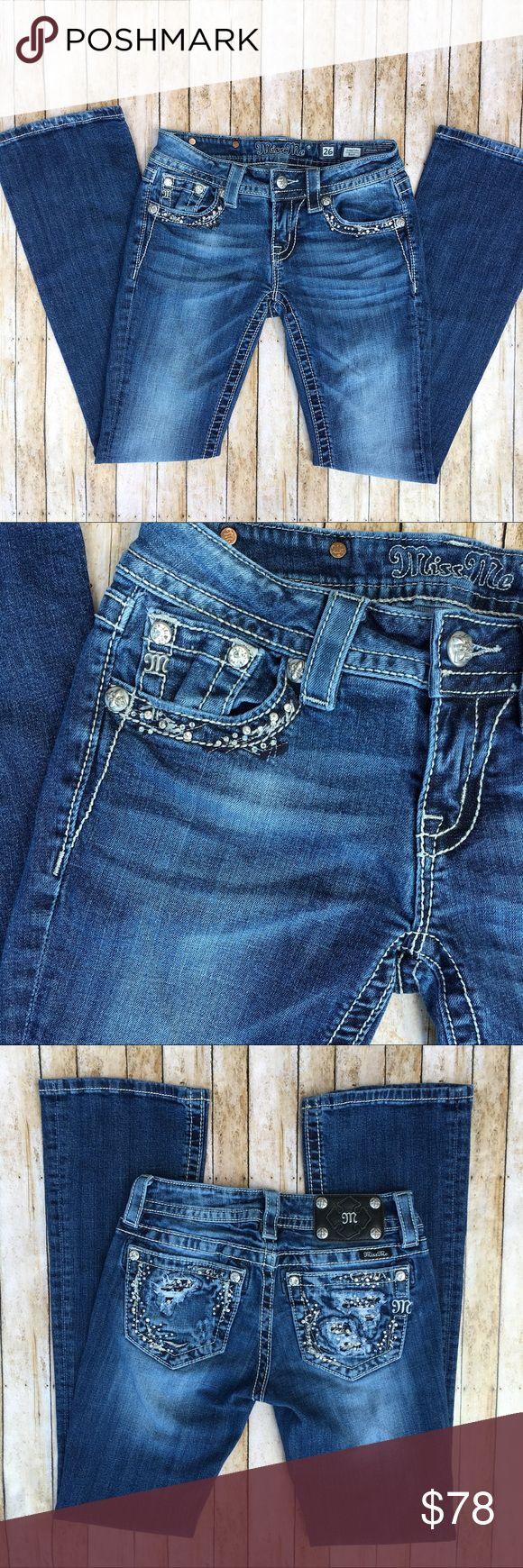 Miss Me Bootcut Jeans Miss Me Bootcut Jeans. Size 26 Inseam 32 Miss Me Jeans Boot Cut