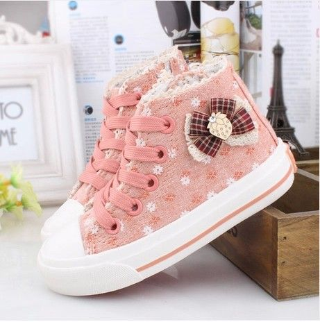 New 2014 Fashion Children's Shoes Kids Girls And Boys Casual Canvas Shoes Running Sport Sneakers