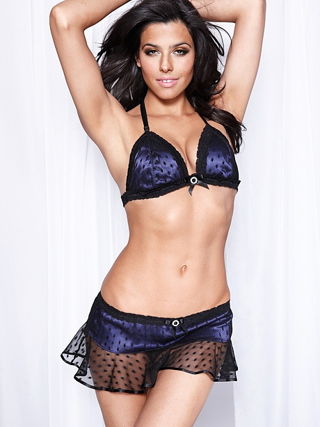 Consider, what fredericks of hollywood midnight lingerie