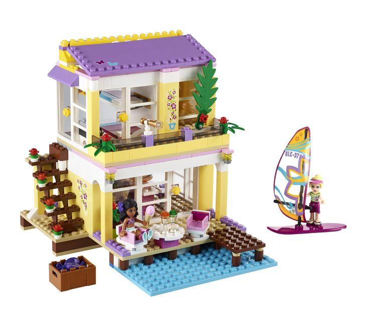 1000 id es sur le th me construction l go sur pinterest lego instructions - Jeux de construction de villa ...