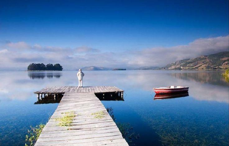 Laguna de Tota, Boyaca, Colombia.... 8 more days and good bye Texas!