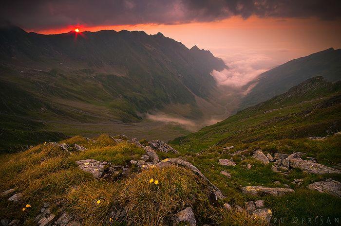 Făgăraş mountains, Romania