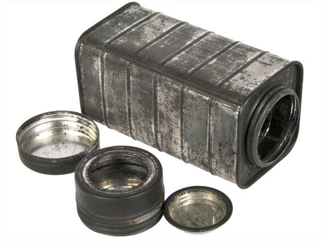 Antique WWI M-1910 Military Tin Condiment Can - Relique  www.relique.com