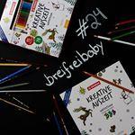 Das letzte Türchen des #bfbadventskalender2017 ist geöffnet und wir schenken euch heute eine #kreativeauszeit von @stabilodeutschland zum #Ausmalen und #Entspannen #breifreibaby #Gewinnspiel #wintertraum #buntstifte #stabilo #verlosung