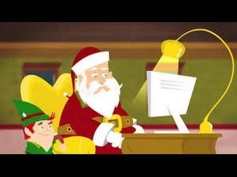 Aprendiz De Papai Noel - desenhos animados em portugues completos - da d...