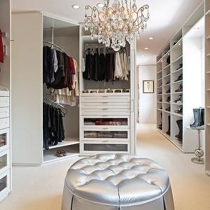 Living Room Closet Design Endearing 125 Best Personal Closet Images On Pinterest  Walk In Closet For Design Decoration