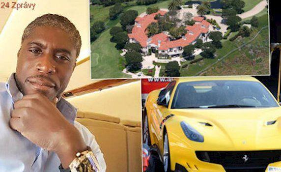 Syn afrického diktátora si žije v luxusu: Lid zatím umírá hlady