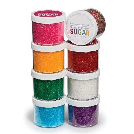 Coarse Sugar - Set of 8
