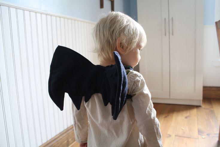 Dragon Wings Tutorial   Natural Kids Team