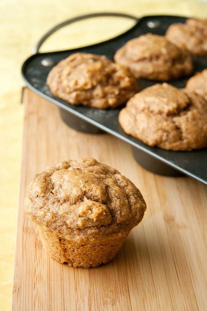Peanut Butter Banana Muffins. seems yummy, gotta bake it to make sure it passes the test in my home...