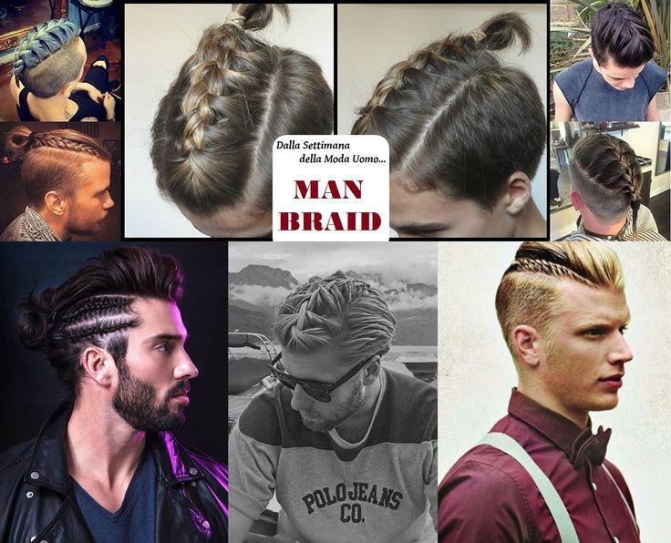 """La Settimana della Moda Uomo è appena terminata, ma c'è già un trend capelli che si sta diffondendo: quello del """"man braid"""" ovvero la treccia per uomo che secondo molti sostituirà il classico chignon. E se credete che per treccia si intenda solo la classica, vi sbagliate di grosso: tanti sono gli uomini che stanno sperimentando le più sorprendenti acconciature che abbiano le trecce come protagoniste assolute. Perché come sempre succede, la moda ci dà degli spunti, ma siamo noi a dover osare!"""