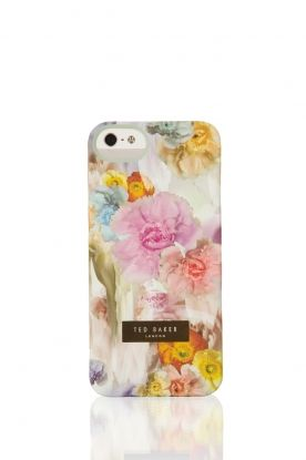 Ted Baker....iPhone 5/5S case Grac | print