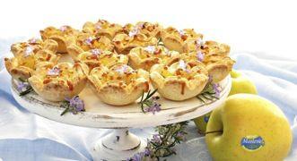 Miria Onesta<br>Fior di mela al rosmarino e caramello salato