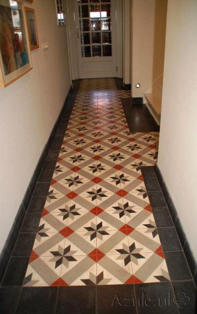17 Best Images About Cement Tiles Hallway On Pinterest
