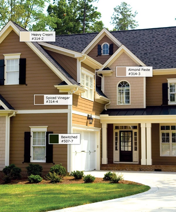 Home Exterior Paint Schemes: 44 Best Best Pittsburgh Paint Colors Images On Pinterest