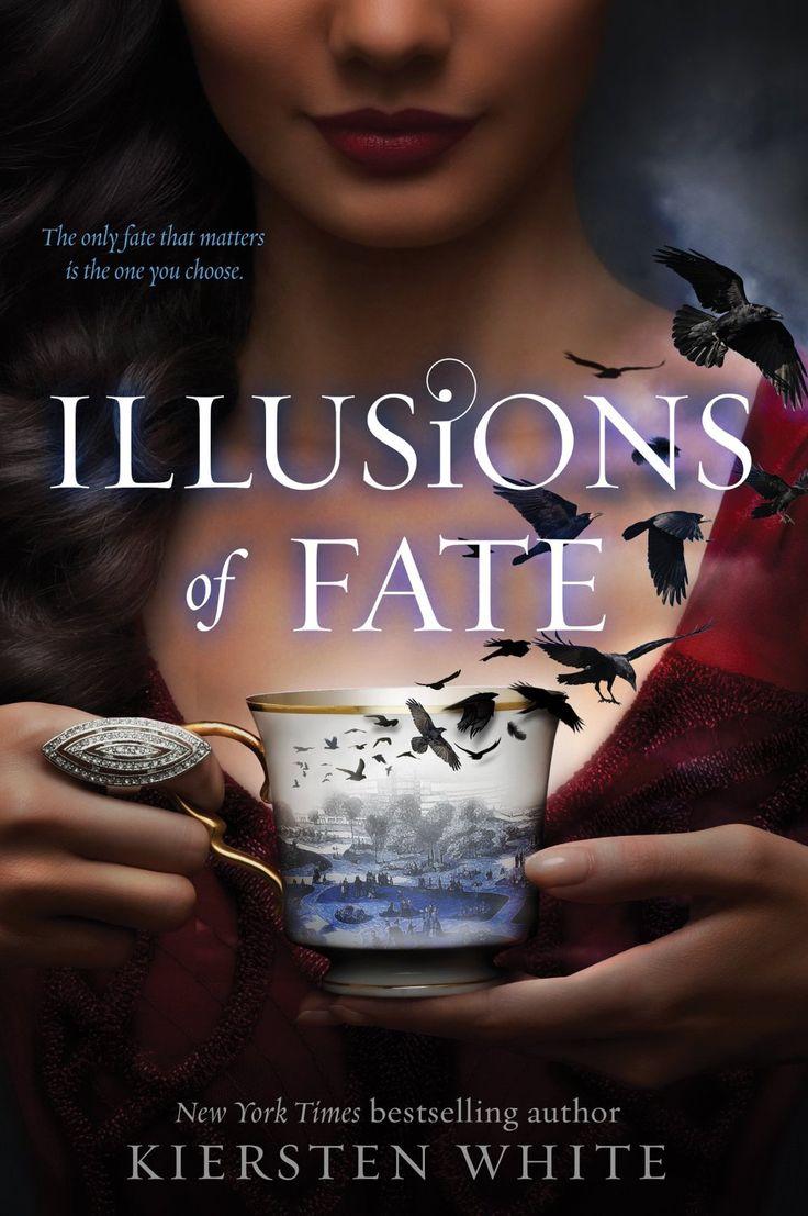 Book Obsession : Cover Monday #19: Illusions Of Fate  Kiersten White