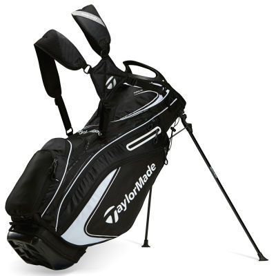 TaylorMade Supreme Hybrid Stand Bag - Golf Clubs, Golf Equipment, Golf Shoes and More - Edwin Watts Golf