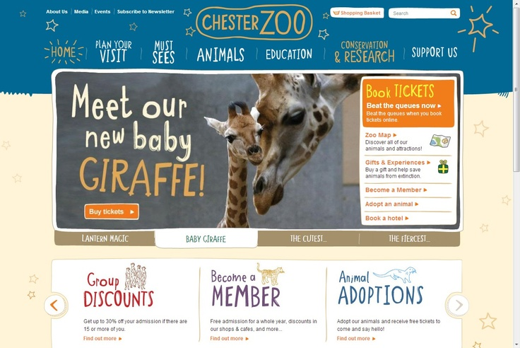 http://www.chesterzoo.org/