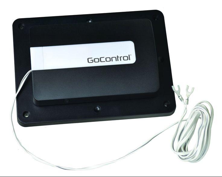 Gocontrollinear gd00z4 zwave garage door opener remote