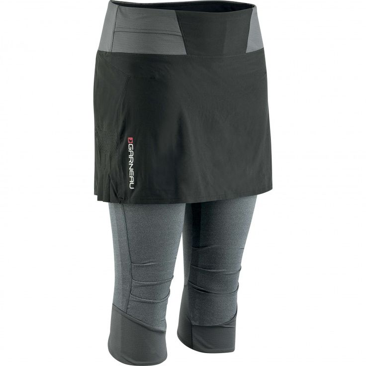 WOMEN'S RIO CYCLING KNICKERS With the Rio cycling knickers, you get the layered look of a combined knickers and skirt without the heaviness and added heat of an actual layered outfit.