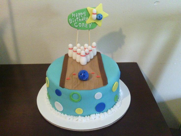 Bowling Cake   Cake Decorating clip art   Pinterest