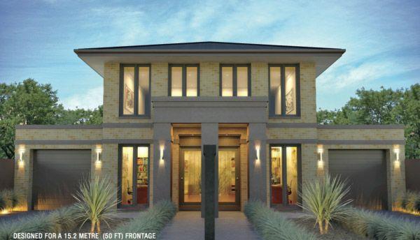 Best 25 duplex design ideas on pinterest duplex house for Dual occupancy home designs
