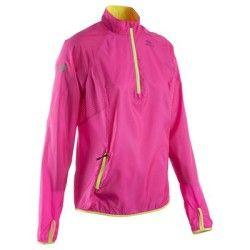 Giacca donna rosa-giallo