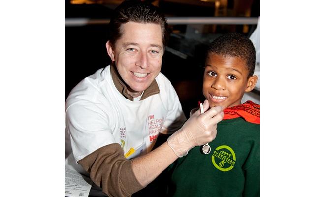 Henry Schein Cares - 'Give Kids a Smile' Program #CSR #Charity #Philanthropy #Dental