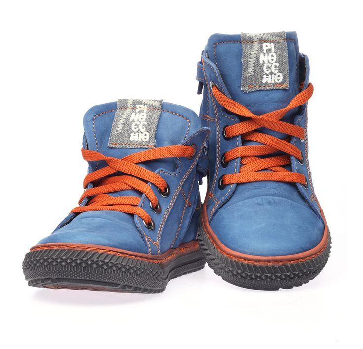 Pinocchio & Hip sneakers voor boys  http://www.mooieschoenen.nl/pinocchio-hip-kinderschoenen-p1517-kobalt-boots-p476793