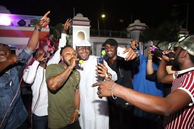 Welcome To RamseyUpdate : Photos from E-Money's surprise birthday house part...