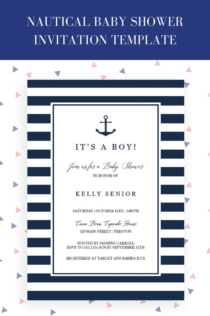 298 best Baby Shower Invitations | Printable Baby Shower Invites ...