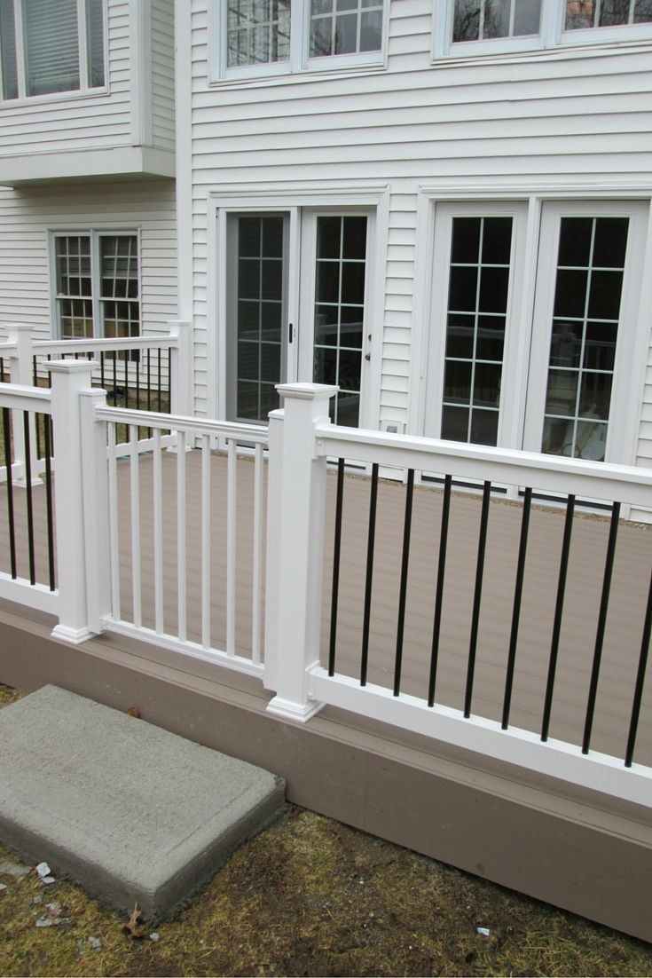 185 best Deck railing and porch railing design ideas ...
