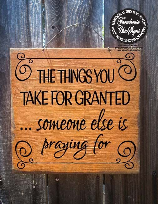Fall decor, Autumn decor, The Things You Take For Granted Someone Else Is…