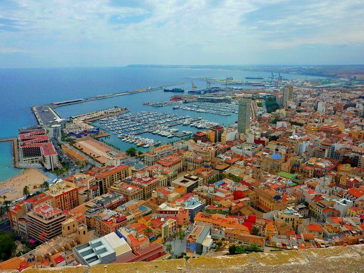 Alicante Spain  City new picture : ... population. | Pinterest | Alicante Spain, European Road Trip and Spain