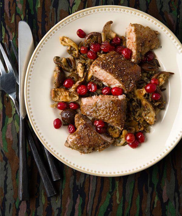 Grouse Northwoods recipe