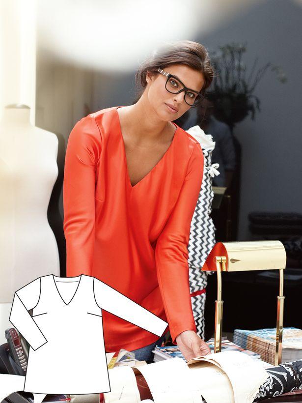 104 best Burda images on Pinterest | Kleidung nähen, Nähideen und ...