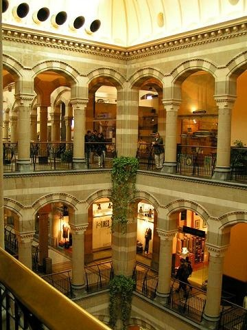 Magna Plaza - Shopping mall in Amsterdam