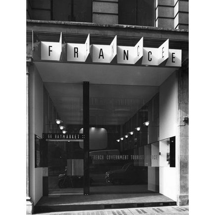 French Government Tourist Office, 66 Haymarket, London | RIBA