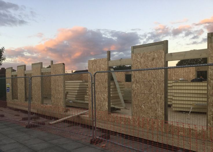 In October we began a new #Eco #Classroom project for Riverside Primary School & Nursery in #Maidenhead http://www.bridgetimber.com/product-category/modular-classrooms