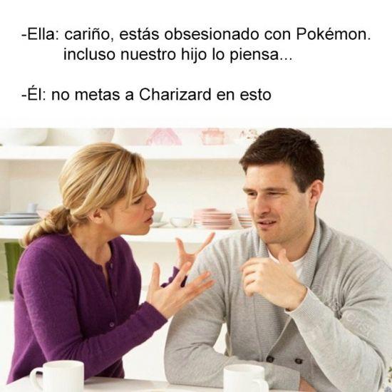 Pokémon Go está haciendo mucho daño Gracias a http://www.cuantocabron.com/ Si…