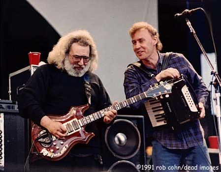Jerry and Bruce Hornsby.