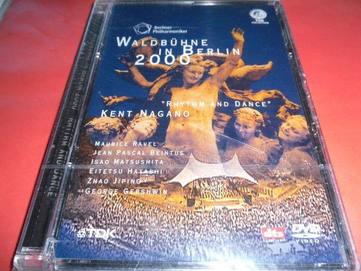 Berliner Philharmoniker - Waldbühne in Berlin 2000  OVP/NEU