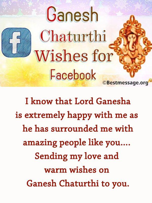 Best 25+ Ganesh chaturthi messages ideas on Pinterest | Ganesh ...