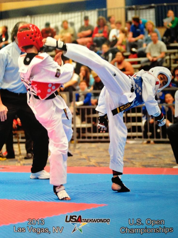 2013 International Taekwondo