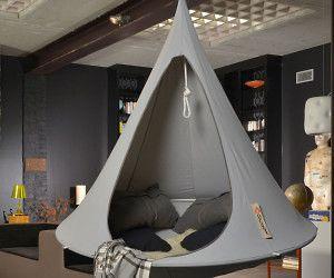 Hanging Cocoon Hammock Chair