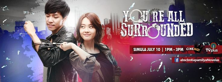 La Chronique des Passions: You're All Surrounded